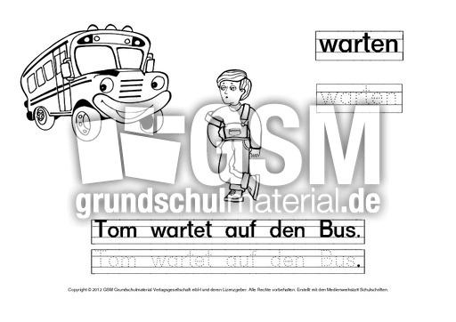 DAZ-Deutsch-lernen-mit-Tom-Verben-Ausmalbilder-61-90 ...