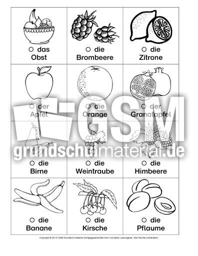 daz obst ausschneidebogen daz ern hrung daz nach themen deutsch daz deutsch als. Black Bedroom Furniture Sets. Home Design Ideas