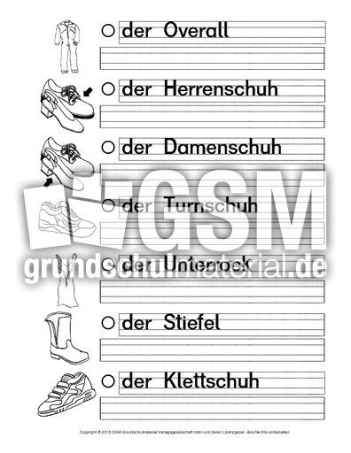arbeitsblatt vorschule 187 pronomen deutsch 252bungen 3 klasse