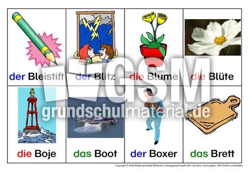 wortbildkartennomen 6 daznomen bildwortkarten