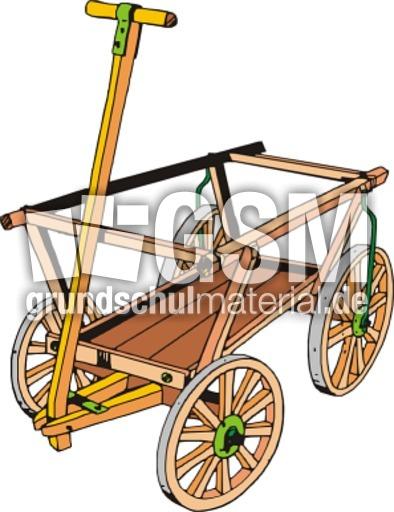 Leiterwagen - K-P - Anlautbilder - Deutsch Klasse 1 ...