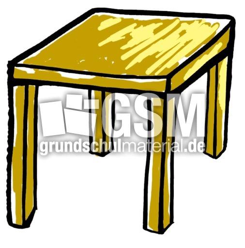 Tisch T Z Anlautbilder Deutsch Klasse 1 Grundschulmaterialde