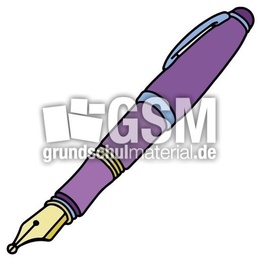 Fueller Farbig Schule 2 Bildkarten Deutsch Klasse 1