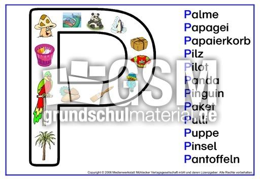 Buchstaben-Anlautbilder-A-Z-Seite-1-26 - Buchstaben ...