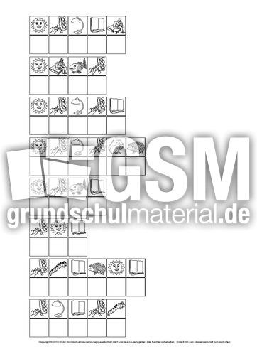 Beste Mehrsilbige Worte Arbeitsblatt Galerie - Arbeitsblätter für ...
