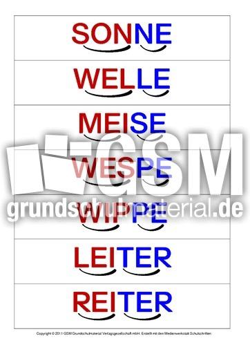 Erste-Wu00f6rter-in-Silben-lesen-1-22 - erste Wu00f6rter in Silben ...