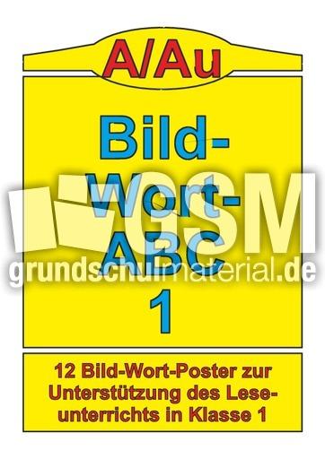 w246rter mit aau bildwortposter lesen deutsch