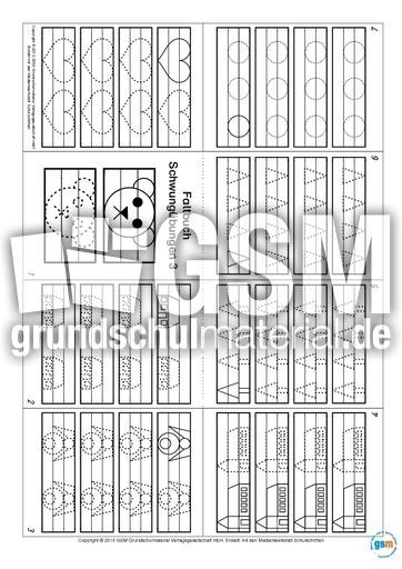 faltb cher schwung bungen serie 2 schwung bungen schreiben lernen schreiben deutsch. Black Bedroom Furniture Sets. Home Design Ideas