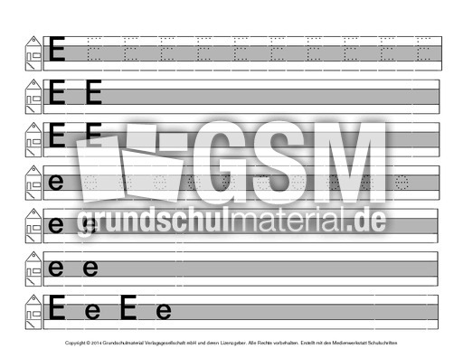Ungewöhnlich Buchstabe E Arbeitsblatt Bilder - Mathe Arbeitsblatt ...