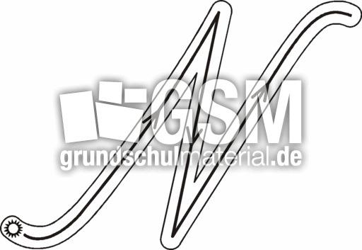 Sch-N grou00df - Schreibschrift SAS - Nachspurbilder ...