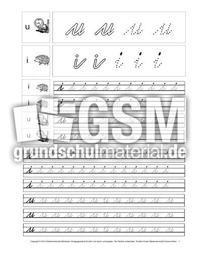 arbeitsblatt vorschule 187 schulausgangsschrift kostenlos
