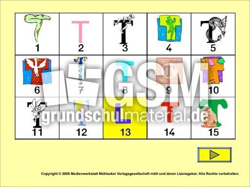 Buchstaben-erkennen-2 - Buchstaben erkennen - interaktive ...