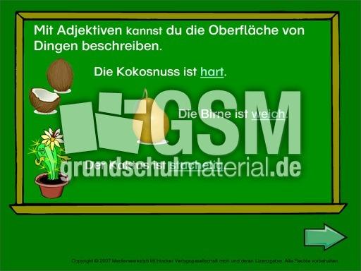 arbeitsblatt vorschule 187 adjektive online 252ben entwurf