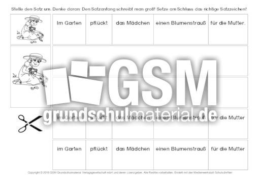 s tze umstellen fr hling 4 s tze umstellen grammatik deutsch klasse 2. Black Bedroom Furniture Sets. Home Design Ideas