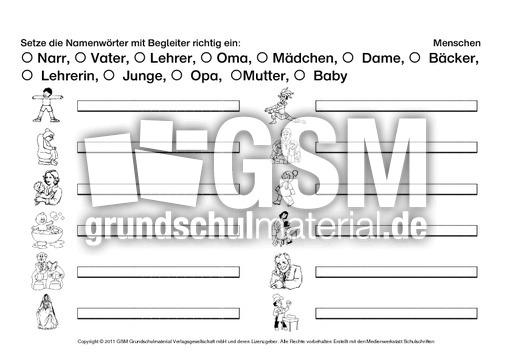 arbeitsblatt vorschule 187 erste klasse deutsch 252bungen