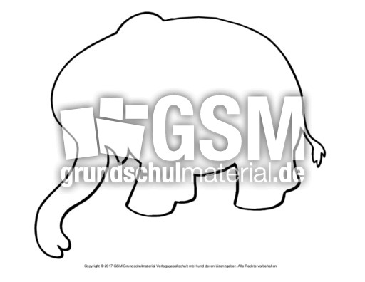 4 Bilder 1 Wort Elefant