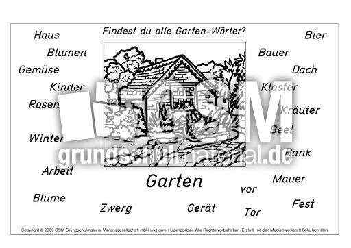 garten w rter a m nomen zusammensetzen nomen zusammensetzen zusammengesetzte nomen nomen. Black Bedroom Furniture Sets. Home Design Ideas