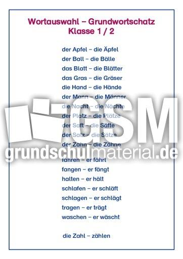 Ableitungen-Wörter mit ä, Kl. 2 - Rechtschreibstrategien ...