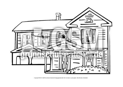 geb ude ausmalbild b 11 ausmalbilder geb ude werkstatt wohnen geb ude werkstatt. Black Bedroom Furniture Sets. Home Design Ideas