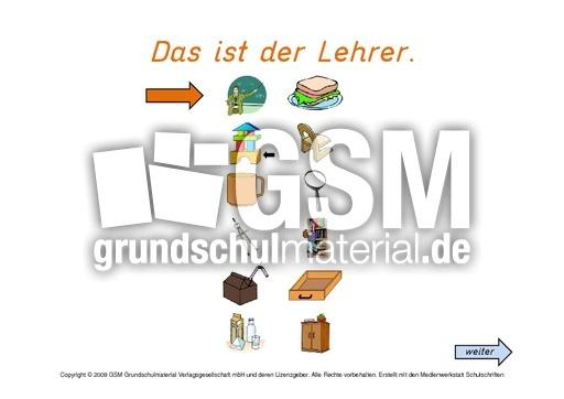 daz schulsachen interaktiv 4 deutsch als zweitsprache computer bungen deutsch klasse 3. Black Bedroom Furniture Sets. Home Design Ideas