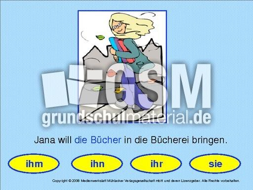 arbeitsblatt vorschule 187 deutsch 252bungen pronomen