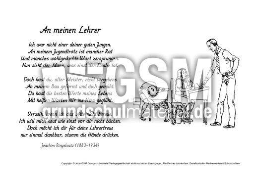 M-An-meinen-Lehrer-Ringelnatz - Ausmalbilder - Werkstatt ...