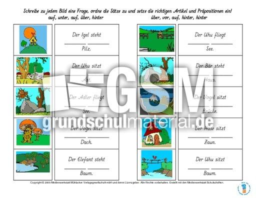 arbeitsblatt vorschule 187 dativ 252bungen pdf ziehung