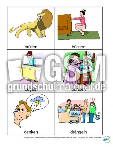 arbeitsblatt vorschule 187 zeitformen deutsch 252bungen 5