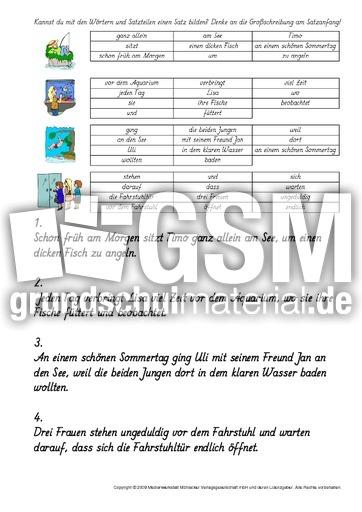 Kartei-Sätze-bilden-Lösung-Seite-1-20 - Karteikarten ...