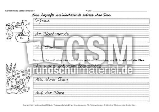 arbeitsblatt vorschule 187 schreiblinien 2 klasse foto