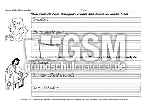 arbeitsblatt vorschule 187 schreiblinien 1 klasse ziehung