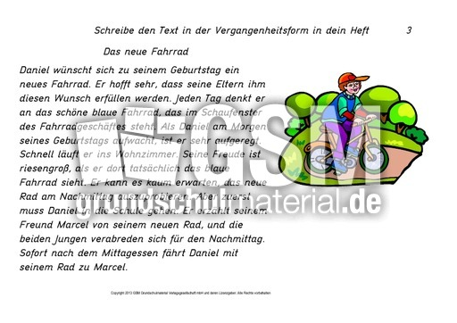 Kartei-Vergangenheitsform-Druck-1-15 - Kartei-Zeitformen-u00fcben - Zeitformen-u00fcben - Verben ...