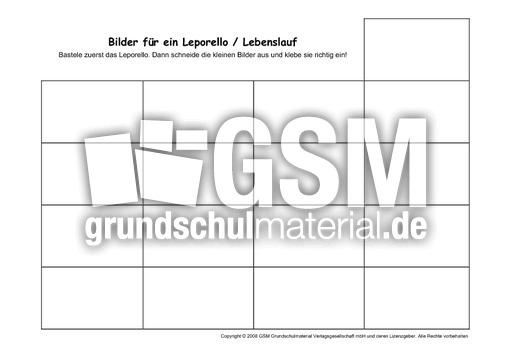Leporello Lebenslauf Bilder Sw Lebenslauf Leporellos Deutsch