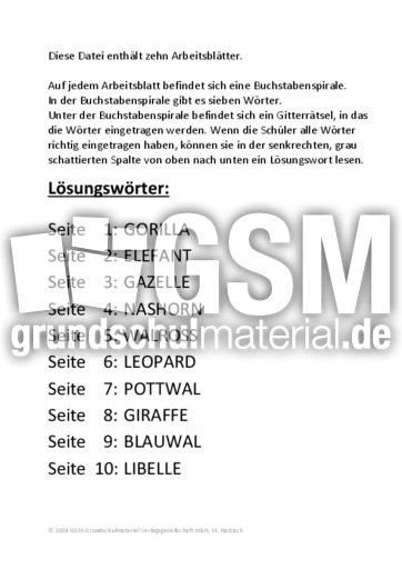 Örter Gitterrätsel Arbeitsblatt | Hese