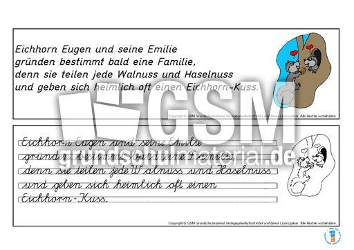 Lese-Schreibu00fcbungen-TiereLA Teil 1 - Lesehefte - Lesen ...