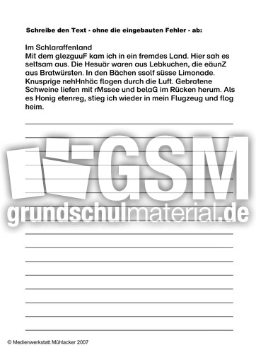 abschreibtext kl 3 5 abschreibtexte 1 abschreibtexte rechtschreibung deutsch klasse 3. Black Bedroom Furniture Sets. Home Design Ideas