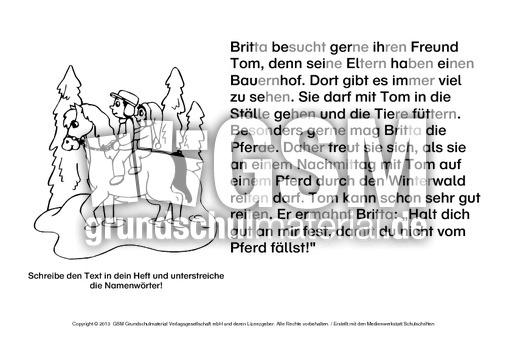 arbeitsblatt vorschule 187 abschreibtexte klasse 5 bildnis