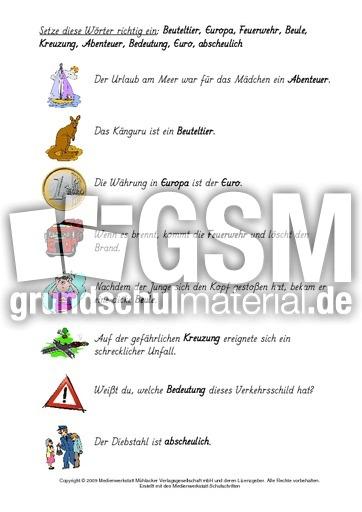 Wörter-mit-eu-zuordnen-LÖ-1 - Arbeitsblätter - Rechtschreibung ...