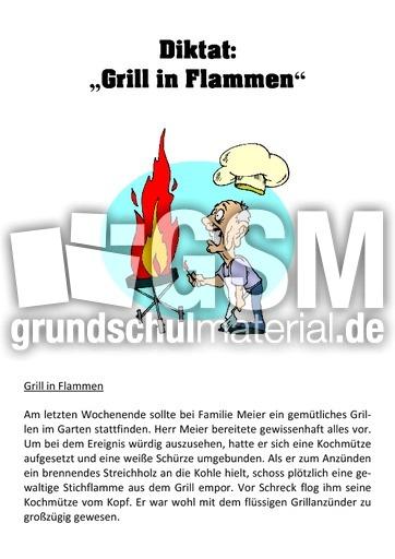 pdf mappe grill in flammen - Diktatmappen - Diktate ...