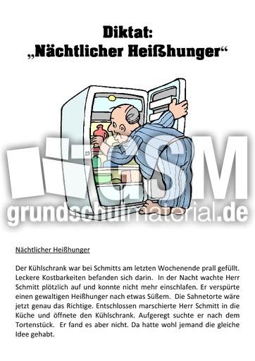 pdf mappe nu00e4chtlicher heiu00dfhunger - Diktatmappen - Diktate ...