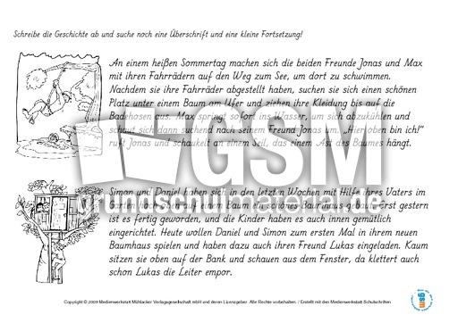 Textimpulse fortsetzen - Lernhefte-Textbearbeitung - Texte ...