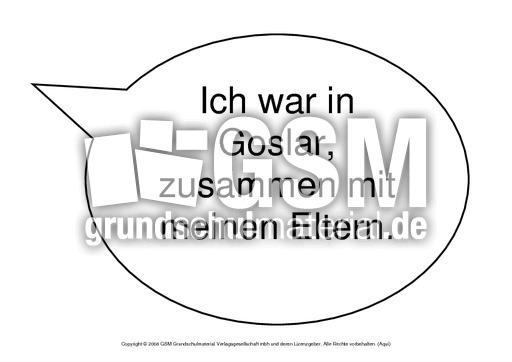 AB Einfu00fchrung in die wu00f6rtliche Rede Tafelkarten - AB ...