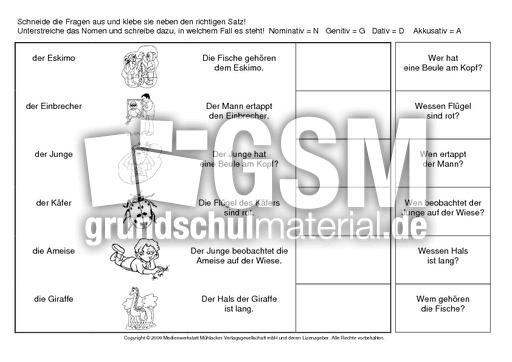 arbeitsblatt vorschule 187 vier f228lle arbeitsbl228tter