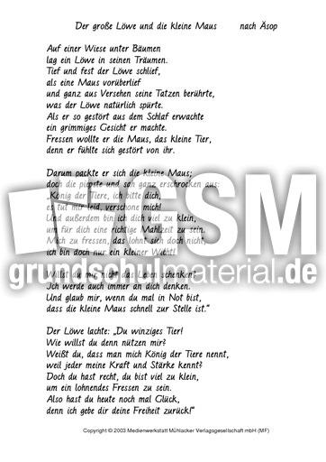 arbeitsblatt vorschule 187 deutsch 4 klasse nacherz228hlung