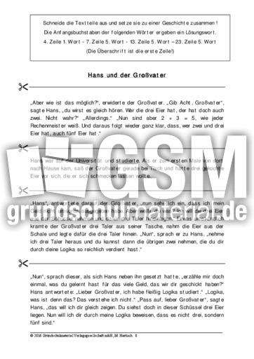 Charmant Teile Der Rede Arbeitsblätter Pdf Bilder - Arbeitsblätter ...
