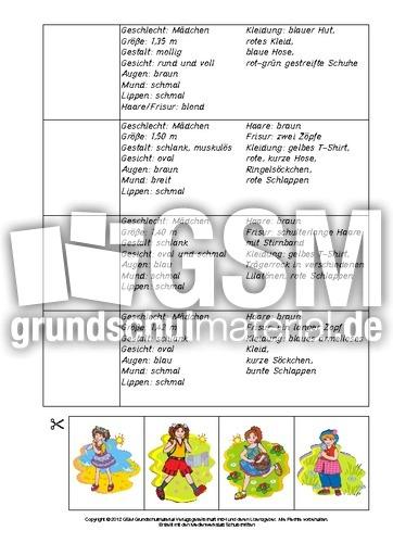 arbeitsblatt vorschule 187 texte 252berarbeiten ziehung
