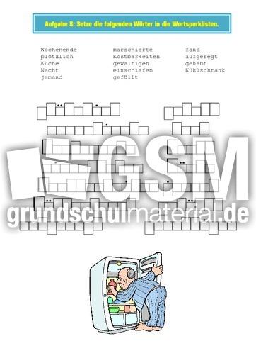 pdf mappe nu00e4chtlicher heiu00dfhunger - Diktatmappen mit ...
