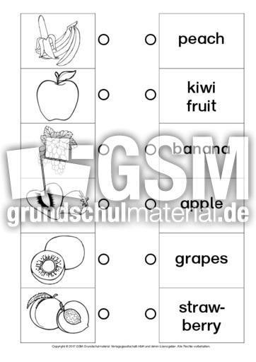 ab fruit draw lines food and drink ab draw lines arbeitsbl tter englisch klasse 3. Black Bedroom Furniture Sets. Home Design Ideas