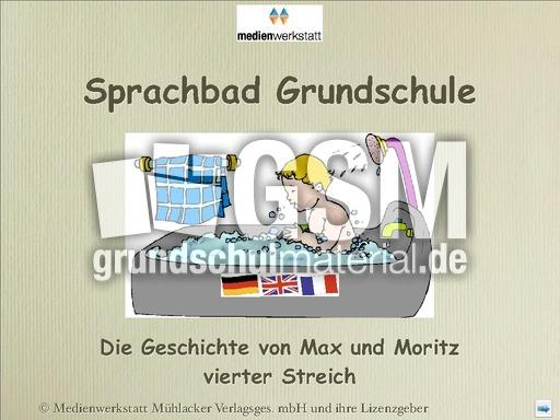 max und moritz streich 4 pdfs ton beispielen englisch klasse 3. Black Bedroom Furniture Sets. Home Design Ideas