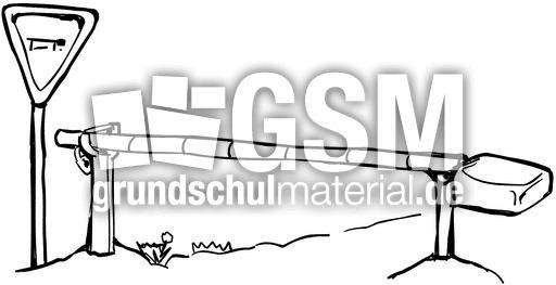 Schranke - Bilder- Verkehr - Bilder - HuS Klasse 1 ...